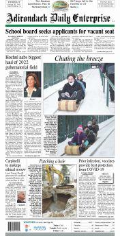 News, Sports, Jobs - Adirondack Daily Enterprise